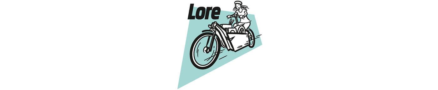 Lore – dein Bamberger Lastenrad